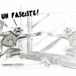 """Cher Frédéric Lordon, bienvenue sur la liste noire de vos nouveaux amis """"antifas"""" !"""