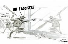 Cher Frédéric Lordon, bienvenue sur la liste noire de vos nouveaux amis «antifas» !