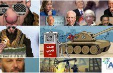 Golan : USA-Israël–Syrie-Liban, nouvelle guerre du pétrole