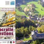 La démocratie en questions: rencontres philosophiques d'Uriage, (14/10–16/10, Isère) avec J.P. Le Goff, F. Lordon, M. Foessel…