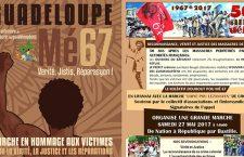 Massacres de mai 1967 : l'UGTG et des familles de victime portent plainte contre l'état français et l'ancien maire de Pointe-à-Pitre