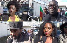 Micro-trottoir au rassemblement contre le Franc CFA