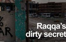 Le secret honteux de Raqqa, un reportage de la BBC