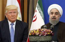 Donald Trump et Hassan Rohani (© Sipa Press)