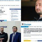 Propagande : Le Monde publie une «Fake News» pour salir Poutine et la Russie