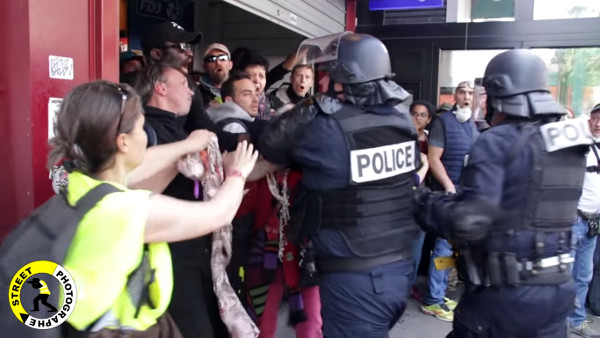 « Au sujet des violences policières du 1er mai 2019 »