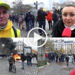 Gilets Jaunes, 1 an après : reportage à l'acte 53 à Paris
