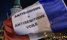 Non, l'opposition au sionisme n'est pas de l'antisémitisme